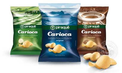 Batatas Piraquê